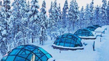 De 5 meest bijzondere avontuurlijke plekken om te overnachten tijdens je reis