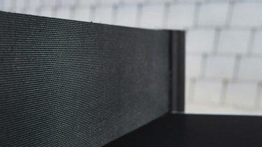 Door deze all-black tafel wordt jouw potje pingpong stijlvoller dan ooit te voren