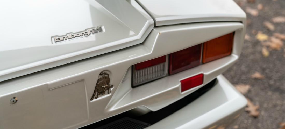 De exclusieve 'The Wolf of Wall Street' Lamborghini gaat onder de hamer