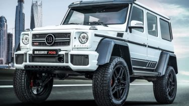 De Brabus Final Edition G-klasse is een perfect afscheid van een 'match made in heaven'