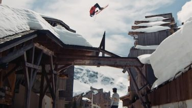 Video: Red Bull laat even zien wat écht next level skiën is