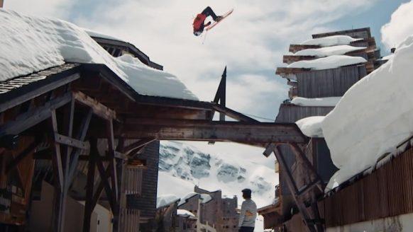 Video: Red Bull laat even zien wat écht next level skiën is