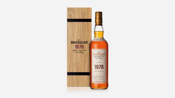 Slechts vijf exemplaren van deze extreem zeldzame whisky zijn binnenkort verkrijgbaar