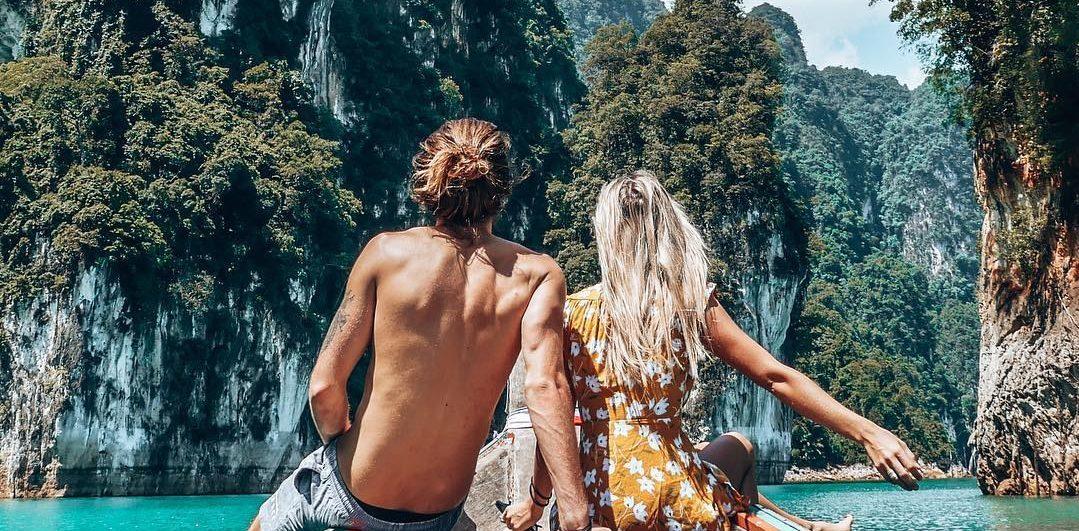 5 redenen waarom reizen met je partner goed is voor je relatie