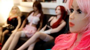Het eerste bordeel met sekspoppen wordt binnenkort geopend in Nederland