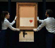 Het veelbesproken Banksy-schilderij is binnenkort te bewonderen in een museum