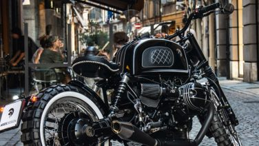 Een bike waar elke man van droomt: de BMW R nineT Scrambler