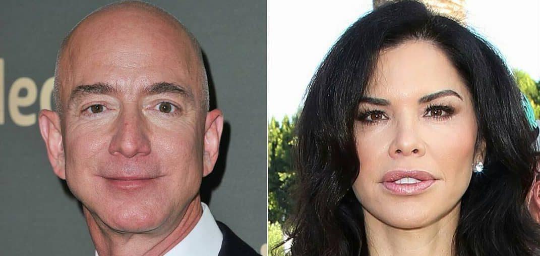 Dit is de nieuwe vlam van de rijkste man ter wereld, Jeff Bezos