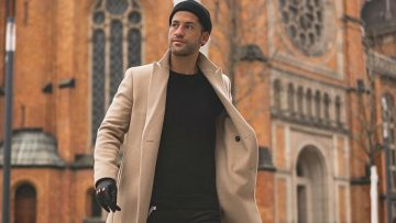 Dit zijn de stijlvolste lange winterjassen voor mannen