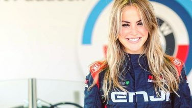 Stéphane Kox is de mooiste autocoureur van Nederlandse bodem