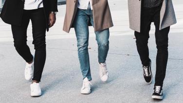 Zo combineer jij al jouw verschillende denim jeans
