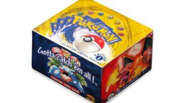 De huidige prijs van Pokémon kaarten is krankzinnig, met dit doosje als extreem toppunt