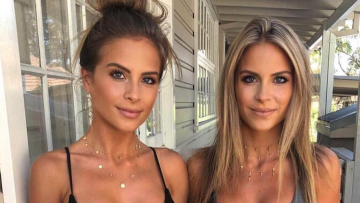 De Australische Wilshin tweeling laat ons verlangen naar Down Under
