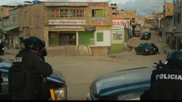 Netflix showt release date en tweede trailer van keiharde misdaadfilm Triple Frontier