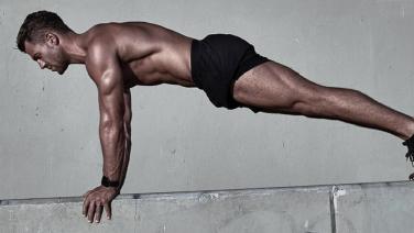 Je leeft langer wanneer je zoveel push-ups kan uitvoeren