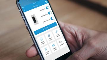 Met Ring tover jij jouw smartphone om tot een persoonlijk beveiligingssysteem
