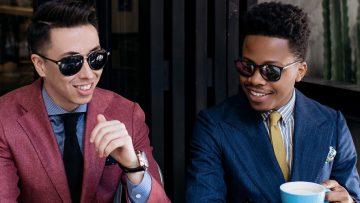 How to: het combineren van je kleur dassen en overhemden