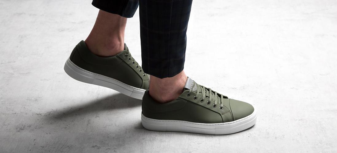 Het Nederlandse label Yves Carter Studios lanceert zijn nieuwste sneaker collectie