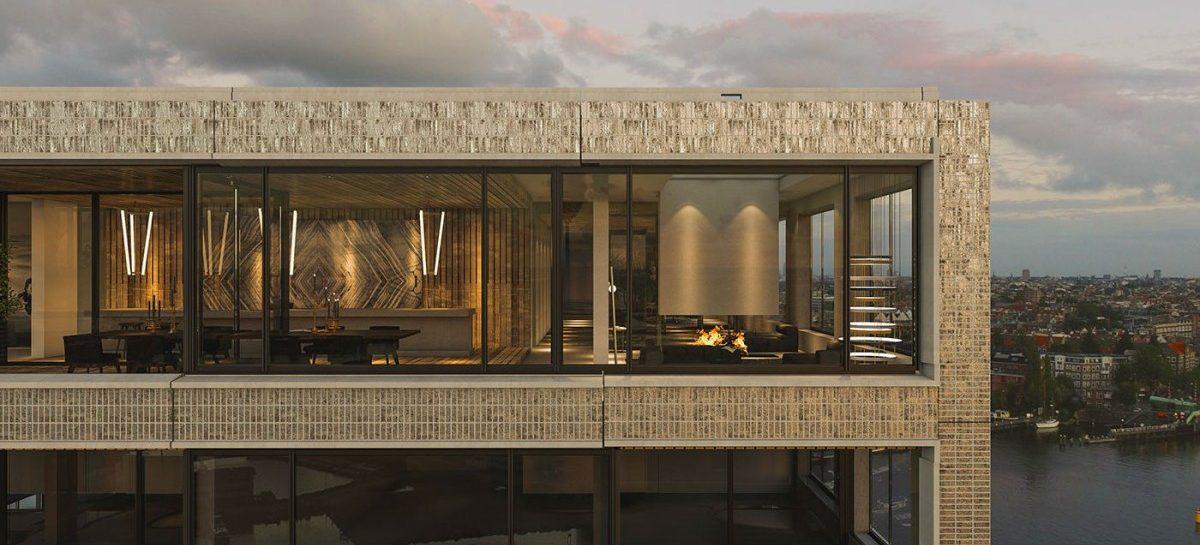Binnenkijken bij het duurste penthouse van Nederland (€16mln)