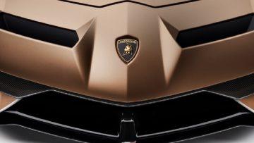 Sneak peek: de eerste shots van de nieuwe Lamborghini Aventador SVJ Roadster