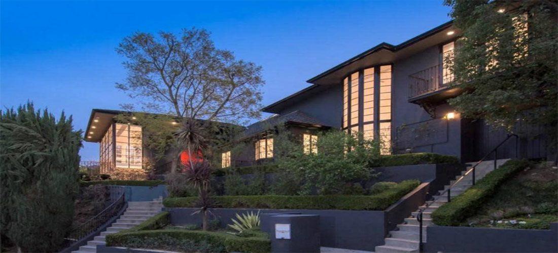 Te koop voor een paar miljoen: het bizarre huis van Calvin Harris