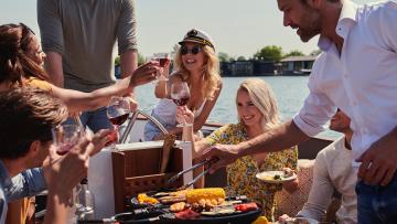 's Werelds lichtste draagbare gasbarbecue is de ultieme zomer must-have