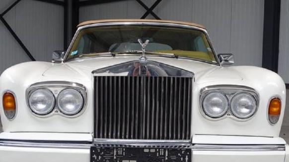 Te koop: voor een prikkie heb jij deze cabrio Rolls-Royce occasion