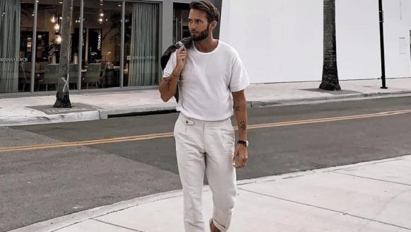 High waist broek: zo draag jij hem als een man