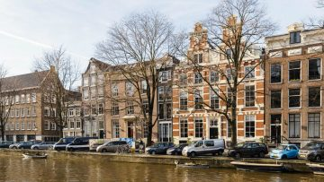 Te koop: Amsterdams grachtenpand van 3 meter breed kost jou miljoenen