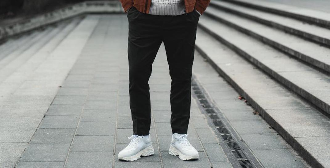 Zo match je op de juiste wijze je broek en schoenen