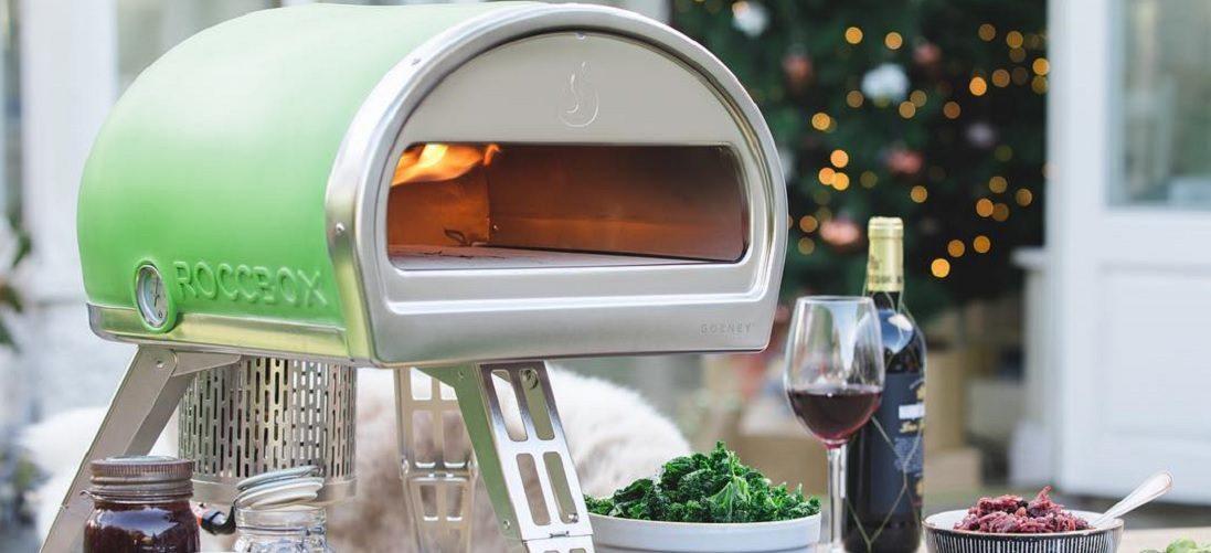 Heerlijke zomer must-have: de draagbare pizza steenoven