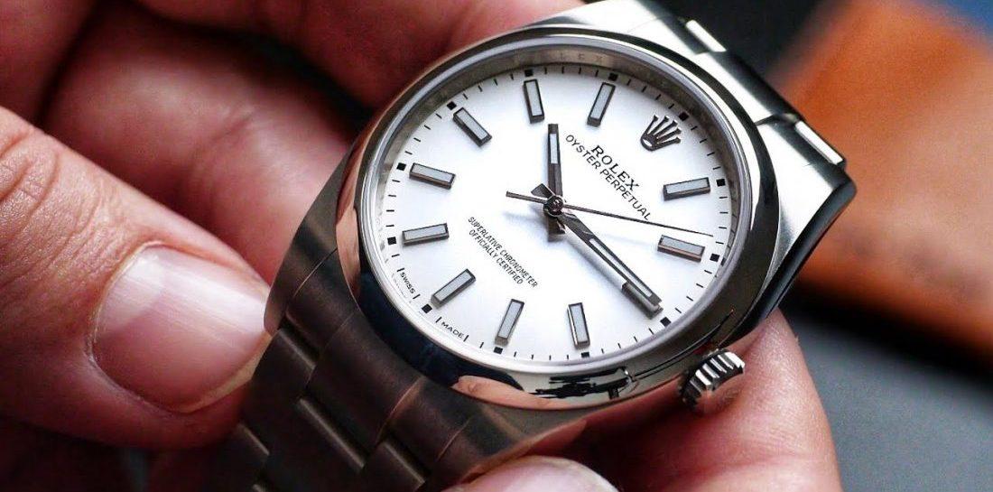 Deze instap modellen zijn perfect als eerste Rolex horloge