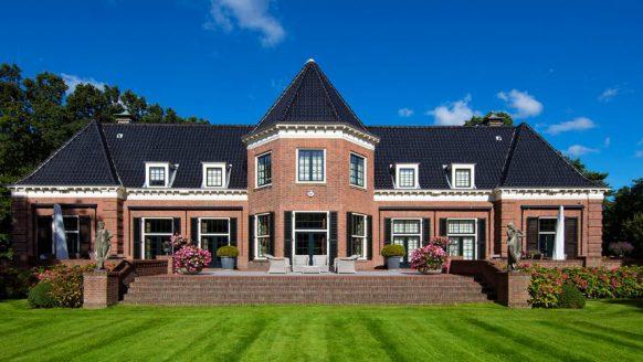 Duurste huis in Nederland te koop: Klein Bentveld