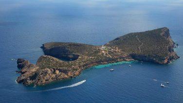 Privé eiland bij Ibiza te huur: een week feesten voor zo'n 150.000 euro