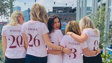 Dit zijn de 11 leukste vriendinnen van de Ajax spelers