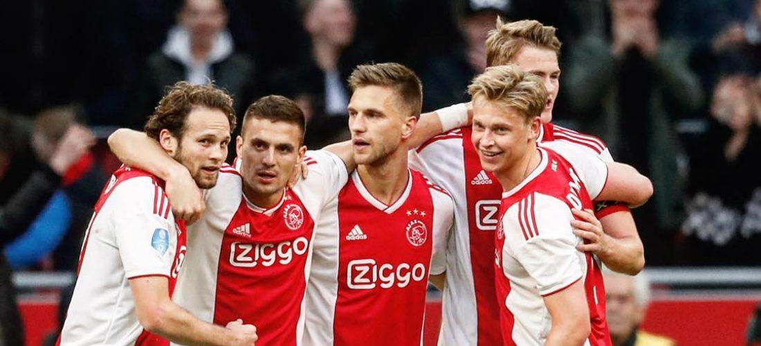 Dit is de enorme waardestijging van de Ajax selectie, per speler