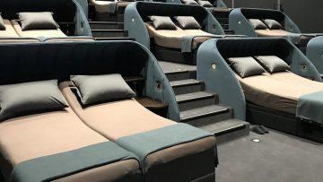 Pathé lanceert 's werelds eerste 'VIP bedroom' bioscoop