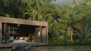 Dit is de ultieme droomwoning in de jungle
