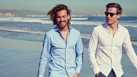 Dit Nederlandse linnen overhemd is perfect voor de zomer van 2019