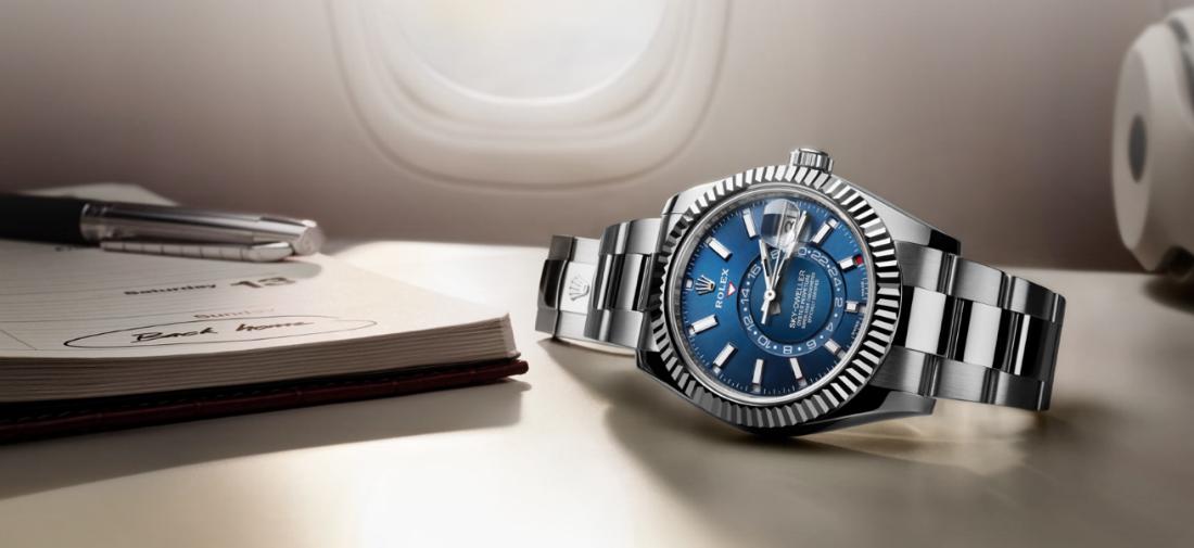 Deze vier Rolex horloges hebben een zeer goede ROI
