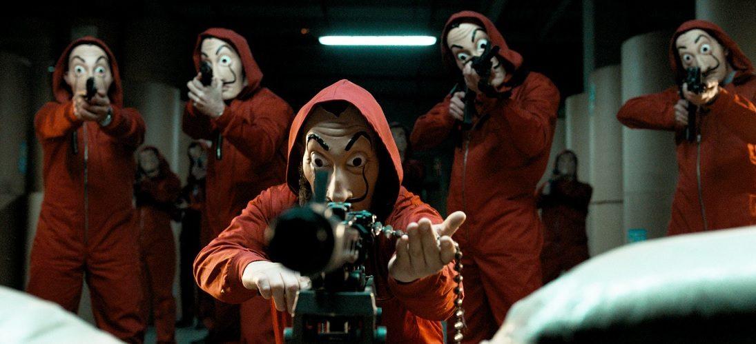 Dit is de brute, nieuwe trailer van La Casa de Papel seizoen 3
