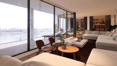 Te koop voor €8 miljoen: dit prestigieuze penthouse in Amsterdam