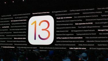 Eindelijk: binnenkort beschik jij over Dark Mode op de iPhone met iOS 13