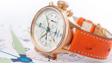 Nederlands horlogemerk komt met een extreem zeldzaam horloge