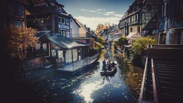 Het betoverende wijn-stadje Colmar is de perfecte vakantiebestemming