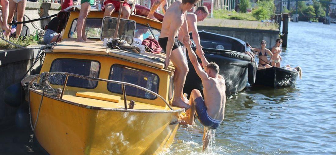 Zwemmen in Amsterdam? Dit zijn de beste spots voor een frisse duik