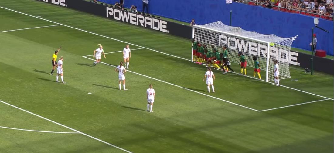 De 5 grootste blunders van het wk vrouwenvoetbal 2019