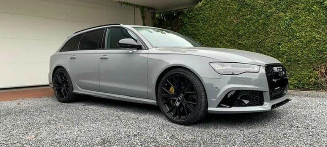 Te koop: deze brute tweedehands Audi RS6 met maar liefst 1.000 (!) pk