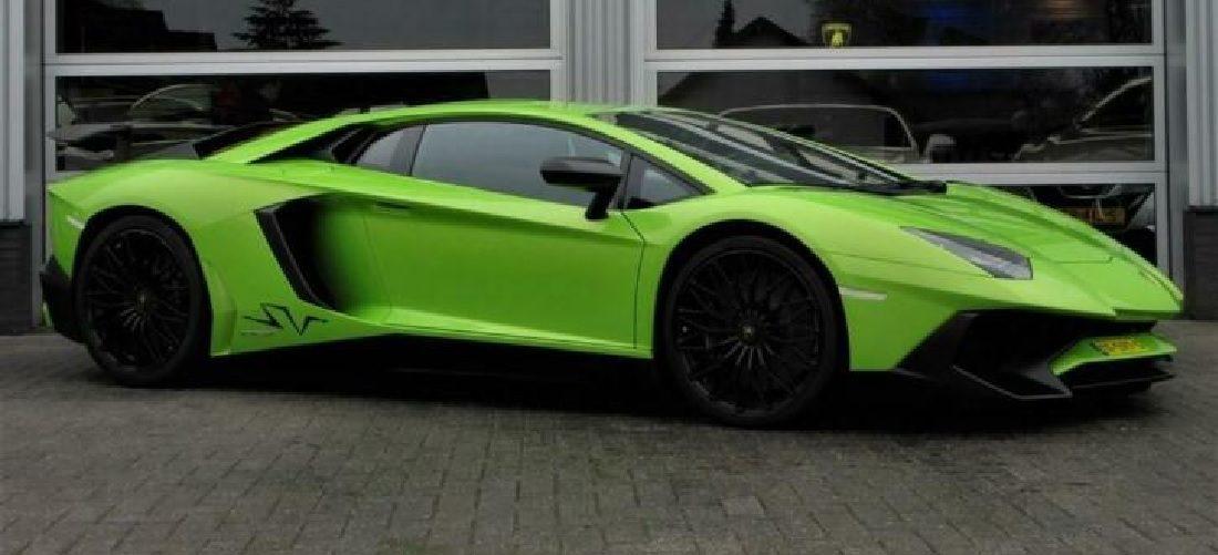 Lamborghini Aventador: dit is de duurste auto op Marktplaats