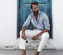 Deze lange broek is dé trend voor mannen deze zomer